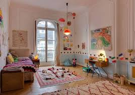 Eclectic Kids Room With Bohemian Details Petit Small Kids Room Inspiration Eclectic Kids Room Kid Room Decor
