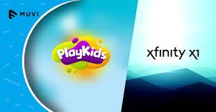playkids debuts on xfinity x1 muvi