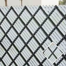 7 Chain Link Fence Aluminum Privacy Slats Privacy Slat King