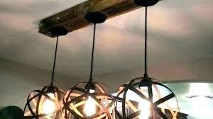 own pendant light lamp making kit