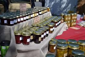 homemade jams and jellies preserves