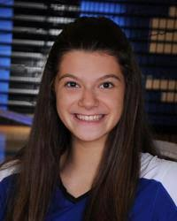 Volleyball - 2017 Volleyball - Roster - #17 - Abigail Cole - OH