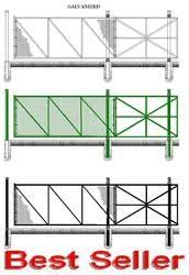 Fence Rolling Gate Hardware Kit Residential Chain Link Parts Chain Link Fence Gate Kit Fence Design