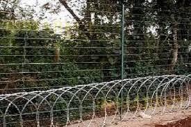 Sharp Alarms Ltd Electric Fence Razor Wire System