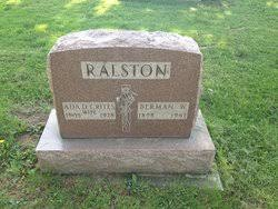Ada Dean Crites Ralston (1905-1928) - Find A Grave Memorial