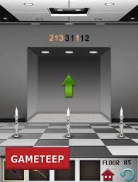 100 floors level 85 gameteep