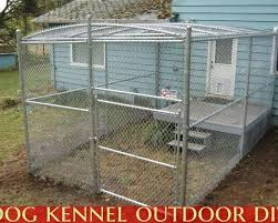 Dog Kennel Outdoor Diy Dogkenneloutdoordiy Hundezwinger Im Freien Diy Cheni Cheni Dogkenneloutdoord In 2020 Diy Dog Kennel Portable Dog Fence Dog Kennel Roof