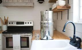 the best countertop water filters for