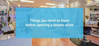 what you need to open a beauty salon