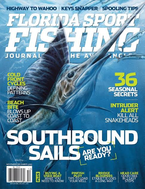 Image result for Florida Sport Fishing  magazine subscription