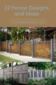 40 Fence And Gate Design Ideas Fence Design Fence Gate Design