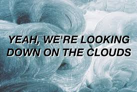 clouds // one direction