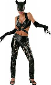 catwoman y fancy dress costume