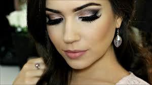 rose gold dess makeup tutorial you