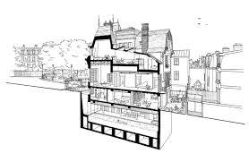 dessins d architecture martin etienne