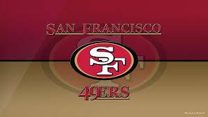 49ers football francisco nfl san