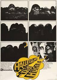 Hallelujah the Hills (Adolfas Mekas, 1963) German design by Heinz ...