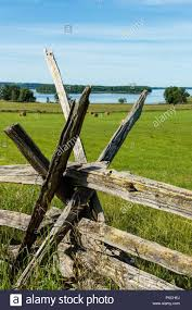 Cedar Rail Fence High Resolution Stock Photography And Images Alamy