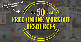 how to exercise at home 50 best free