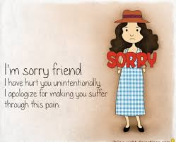 i m sorry friend new ecard for