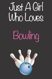 just a who loves bowling gift