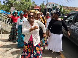 St. John Emancipation Day: Ceremony Strikes Serious and Comic Notes   St.  John Tradewinds News