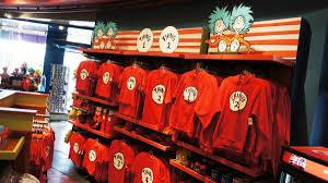 merchandise at universal orlando