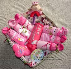 newborn baby gift baskets how to