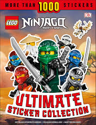 Ultimate Sticker Collection: LEGO NINJAGO: DK: 9781465460745 ...
