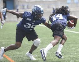 Argos' Smith unshaken by today's sign of the times created by COVID-19 |  Toronto Sun