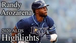 Randy Arozarena 2020 ALDS Highlights ...