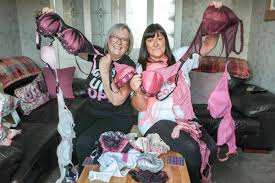 Housewives of Cumbria need your bras for charity event at Barrow's Abbey  House Hotel | The Mail