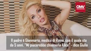 Giulia Montanarini: l'ex tronista incinta a 44 anni - VIDEO
