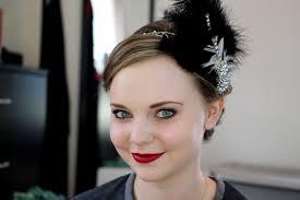 1920s flapper makeup tutorial twoj doktor
