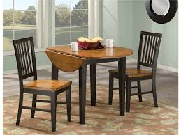 small drop leaf dining table set home