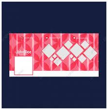 مجردة الأحمر لون الفيس بوك صفحة الغلاف مع الصورة راية خلاصة