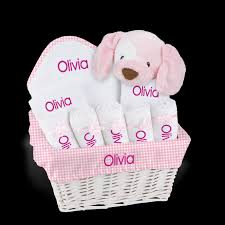 personalized large basket a
