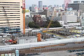 大阪梅田の再開発をじっくりと定点観測してみるブロ