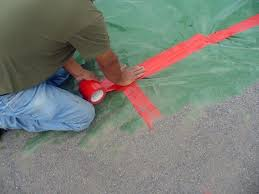 barrier tape perminator tape