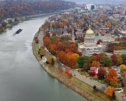 State Capitol, Charleston, WV. #WVU #Mountaineers #LetsGoMountaineers  #WestVirginia #WestVirginiaUn… | West virginia travel, Towns in west  virginia, Virginia travel