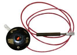 Single Light Electric Fence Tester Parmakusa