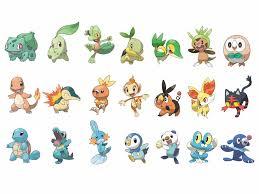 What Pokemon gen has the best starters?