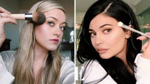 kylie jenner s vogue makeup tutorial
