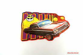 Bare Elegance Lowrider Custom Car Girl Sticker Decal Artist Big Toe Bt31 Pedro Gomes Com