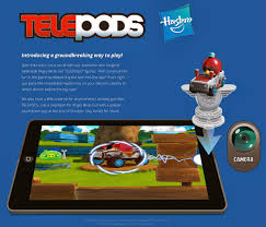 Shelly's Bits and Pieces: HGG: ANGRY BIRDS GO! TELEPODS PIG ROCK ...