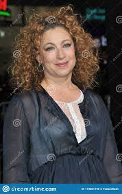 Alex Kingston editorial image. Image of event, famous - 173801190