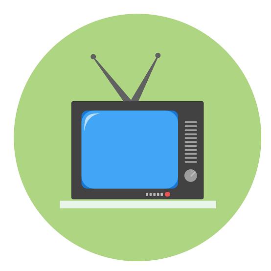 ilustrasi: televisi TV