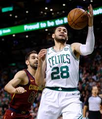 Celtics end up trading Abdel Nader to Thunder in cost-saving move - The  Boston Globe
