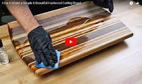classic cutting board kit walnut