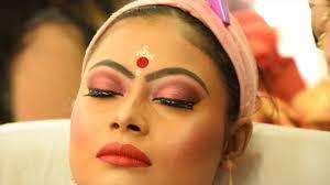 bengali bridal makeup making video